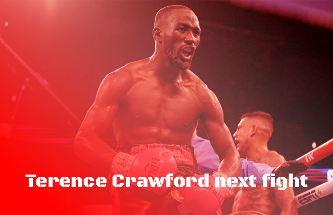 Terence Crawford next fight