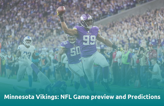 Minnesota Vikings NFL preview and Prediction