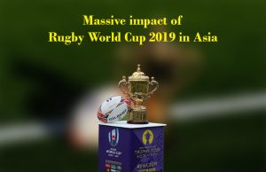 Rugby World Cup Massive impact